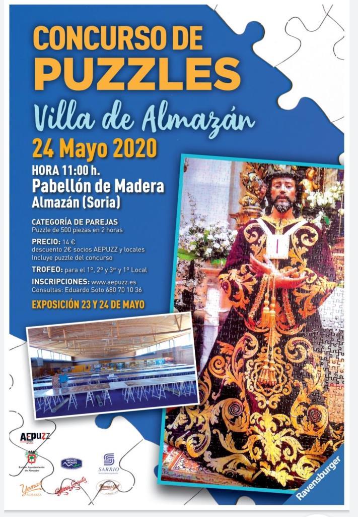 Concurso de Puzzles Villa de Almazan