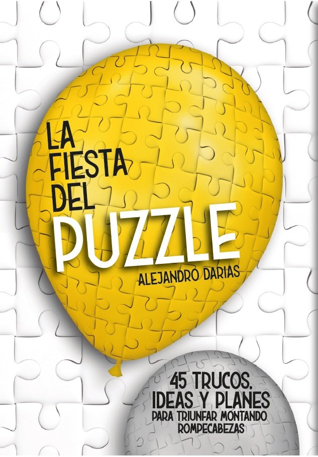 La Fiesta del Puzzle Libro - The Puzzle Party book