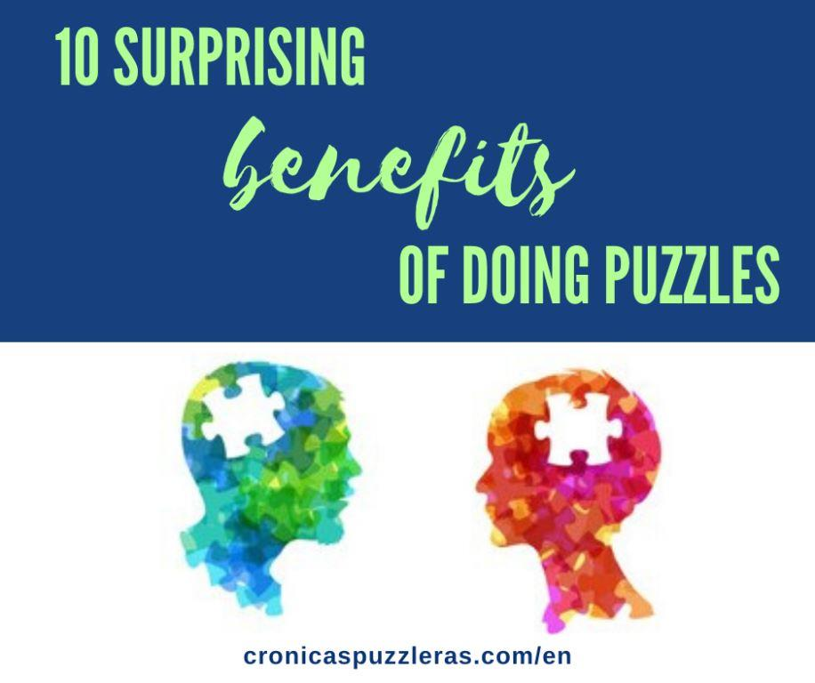 10 surprising benefits of doing puzzles