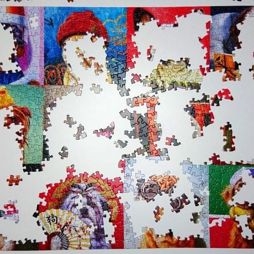 Eurographics Puzzle - Funny Dogs - 1000 pieces