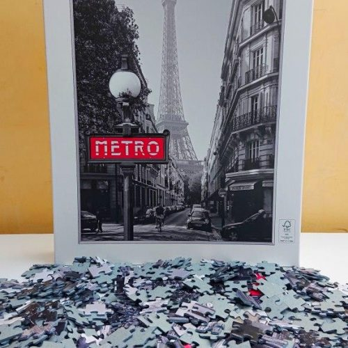 Innovakids GmbH Puzzle - Paris - 1000 pieces