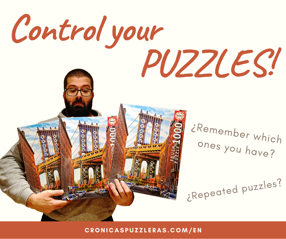 Control your puzzles