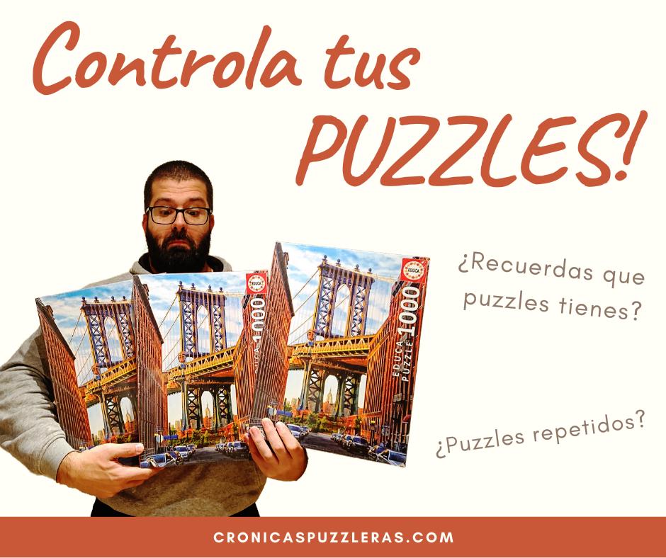 Controla tus puzzles