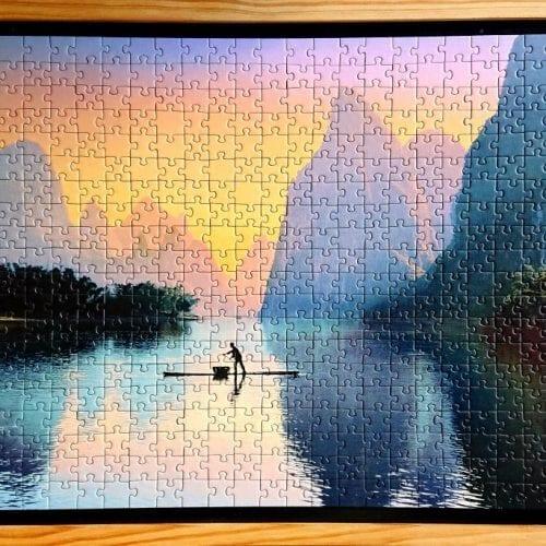 Trefl Puzzle - Lijiang River, China - 500 pieces