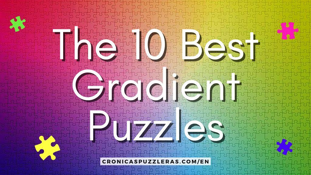 The 10 Best Gradient Puzzles