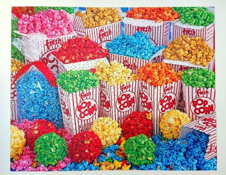 Springbok Puzzle - 33-10676 - Technicolor Treats - 1000 pieces