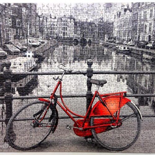 Educa Puzzle - 17116 - Amsterdam - 1000 piezas mini