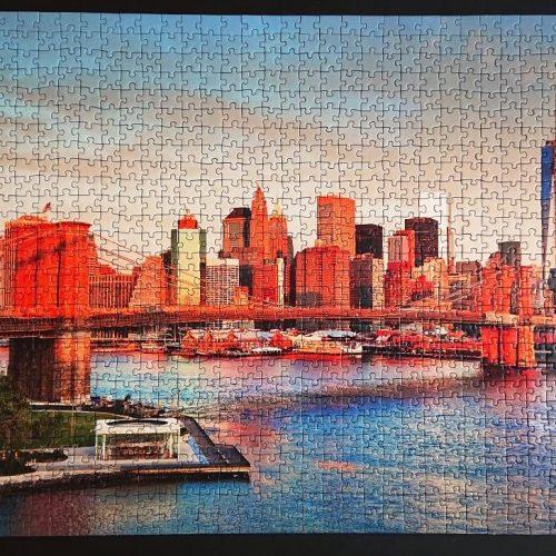 Innovakids GmbH - Skyline New York - 1000 pieces