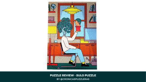 Puzzle Review - Sulo Puzzle - Invoke