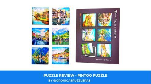 Review Pintoo Puzzle Magnet