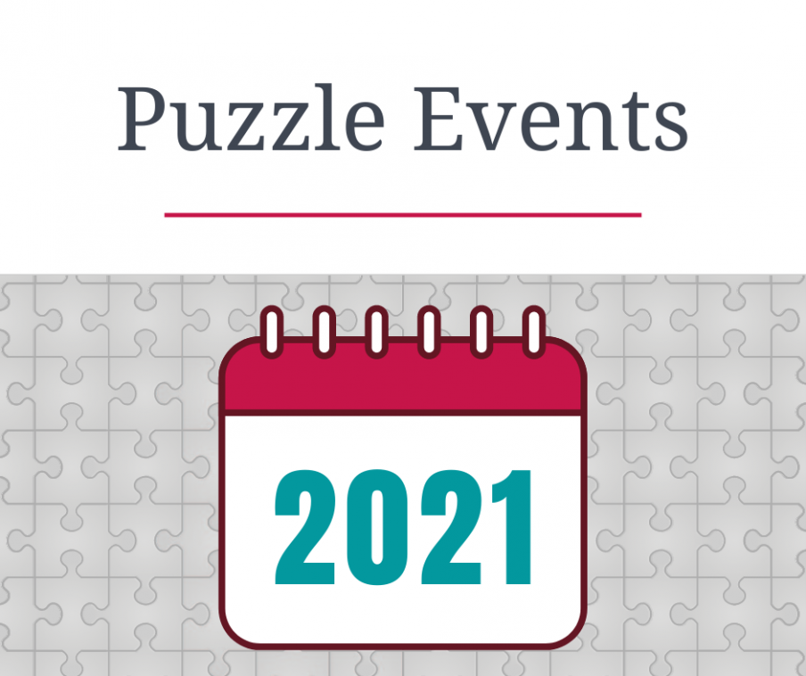 2021 Puzzle Events