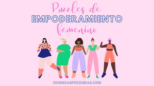 Puzzles de Empoderamiento Femenino