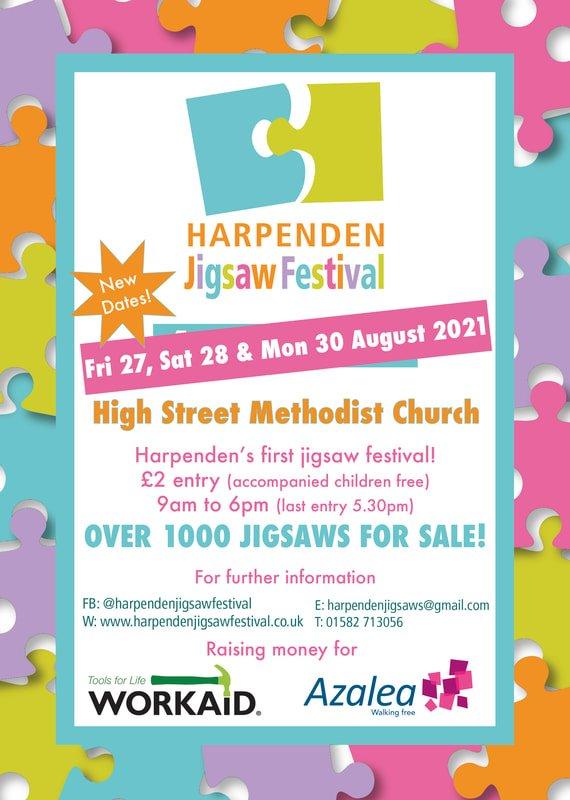 Harpendem Jigsaw Festival