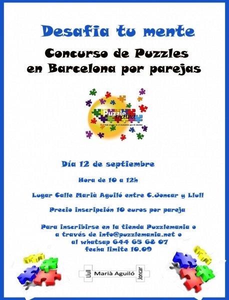 Desafia Tu Mente Concurso de Puzzles Puzzlemania